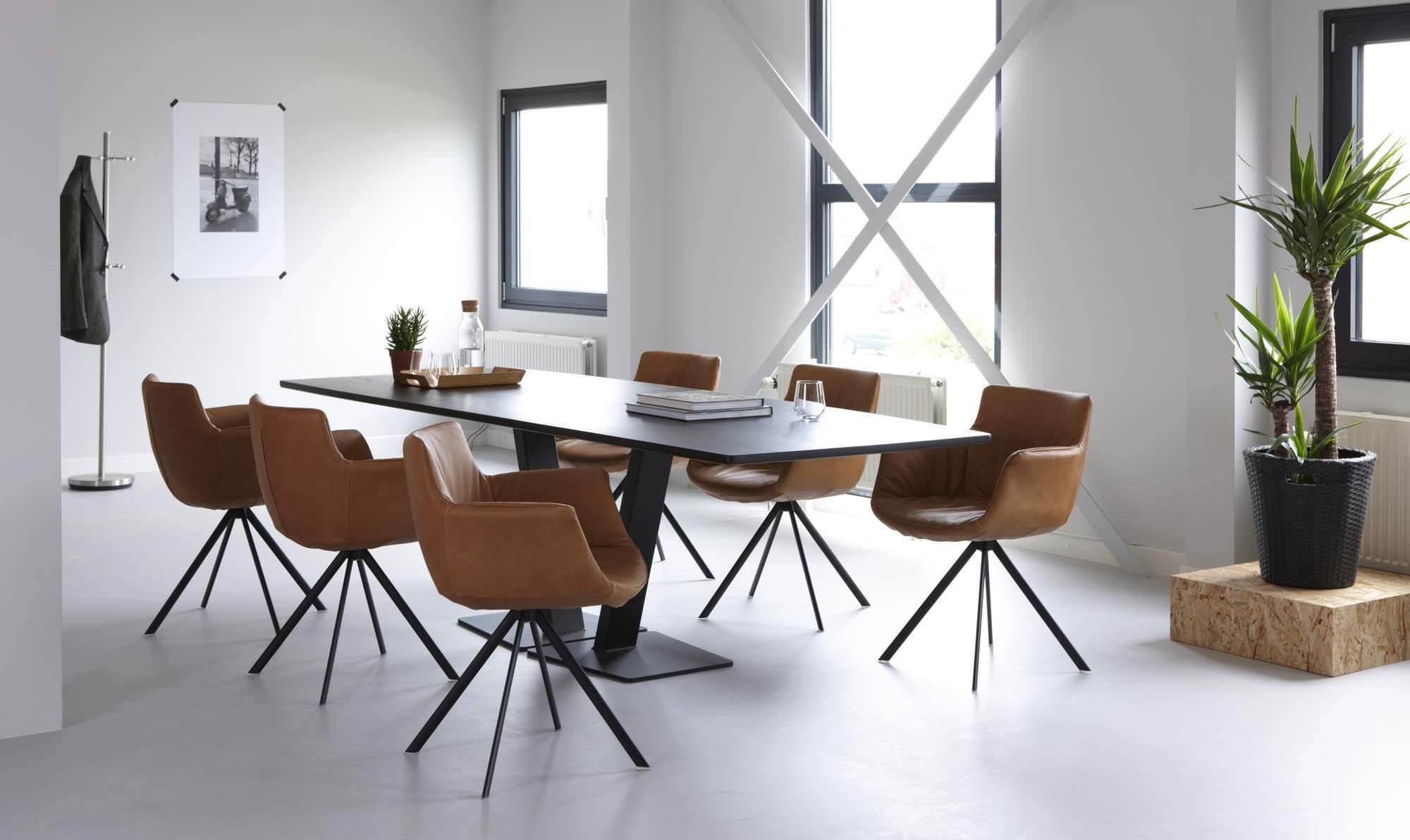 Design eettafel stoelen for Design eetkamerstoelen outlet
